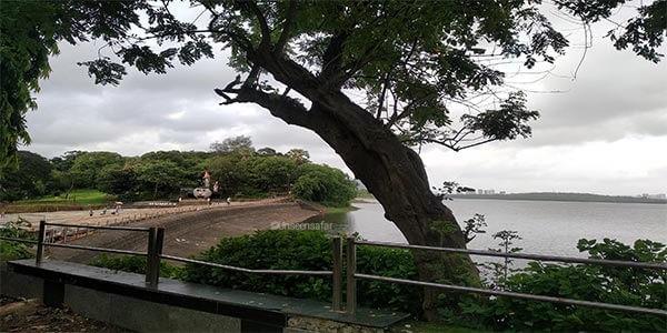 Vihar lake garden