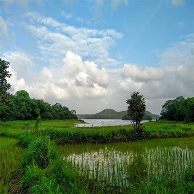 lake near powai