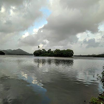 vihar lake near powai