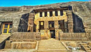 Kanheri Caves – The Most Peaceful Place Of Borivali