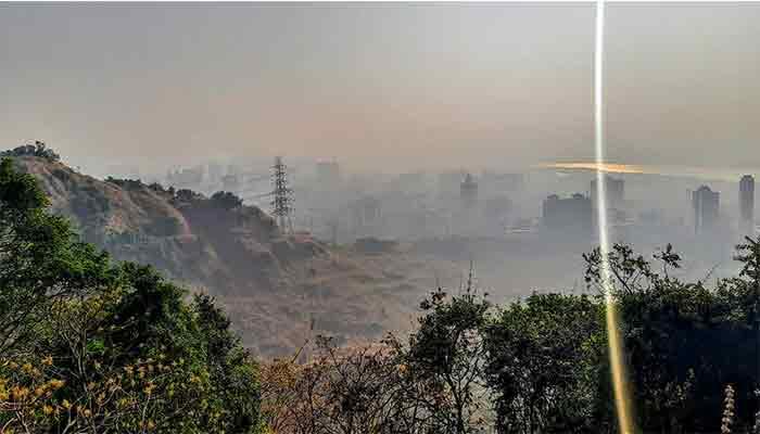 Kharghar-hills