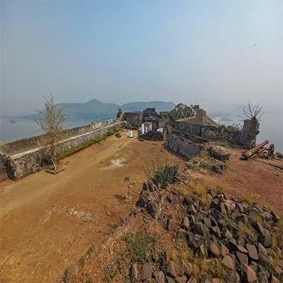 Korlai fort STRUCTURE