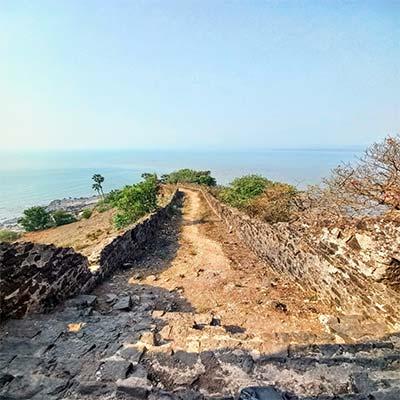 Korlai fort picture of full fort