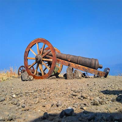 Kothaligad fort tope