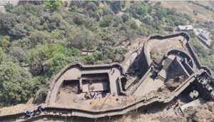 Lohagad Fort Trek- Fascinating fort in Maharashtra