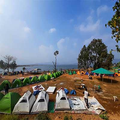 Pawna-camping