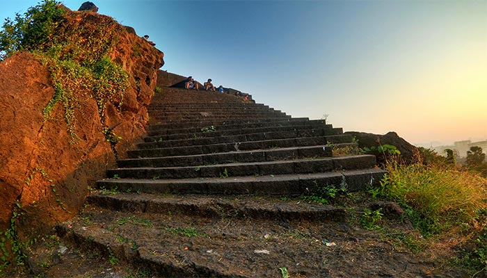 Sion fort in mumbai