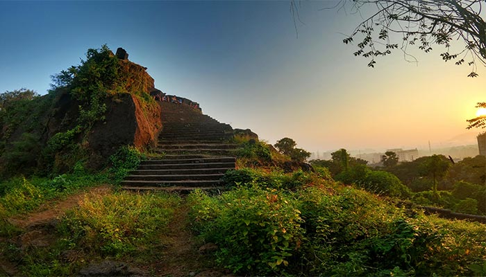 Sion Fort – A forgotten gem of the city