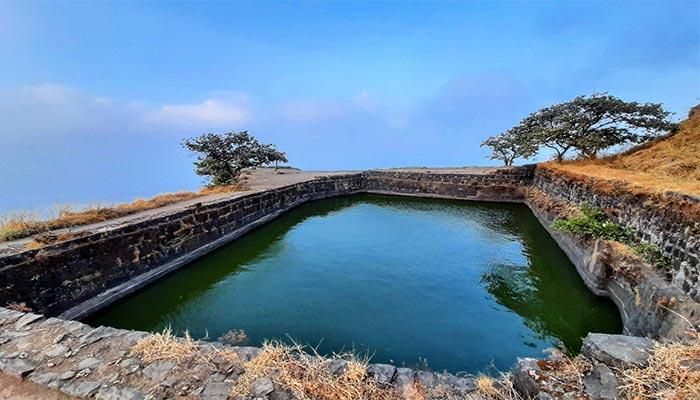 Tikona water tank