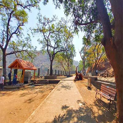 elephanta caves garden