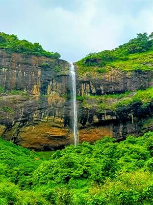 pandavkada falls picture