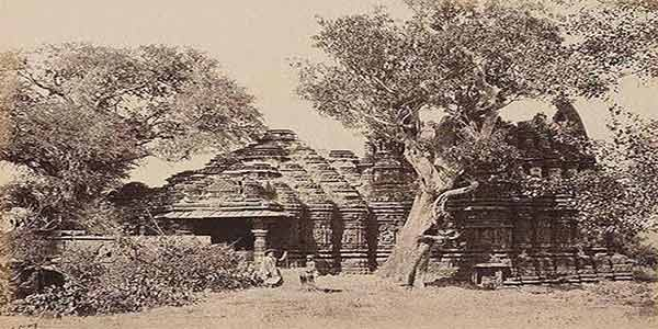 Ambernath-Shiv-temple old picture