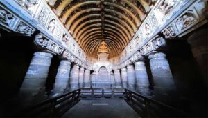 Ajanta Caves Maharashtra-UNESCO World Heritage Site