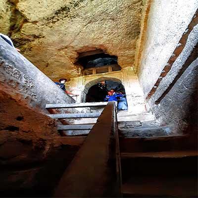 daulatabad entry