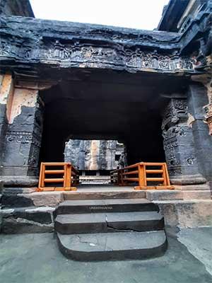ellora-caves gate