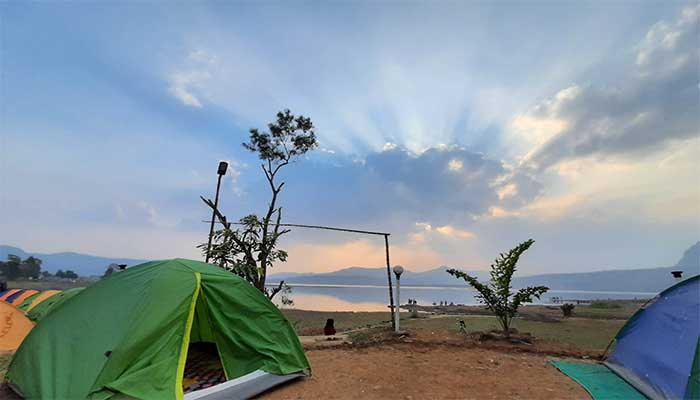 I am a Tent- The shelter for Trekkers and Travelers