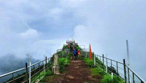 Peb Fort / Vikatgad Trek: – A Trek with the Mysterious route in Matheran Ranges