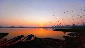 Powai Lake and Hiranandani Gardens-A scenic escape