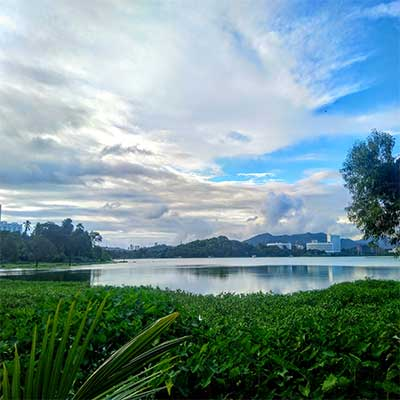 Powai lakes