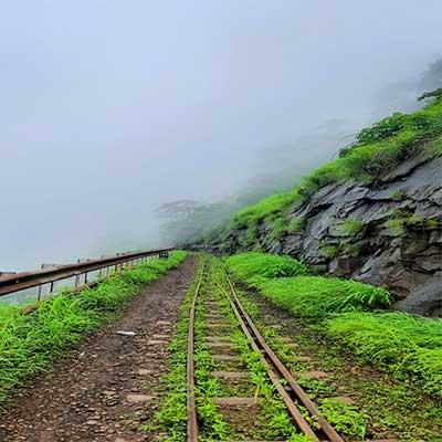 Railway route