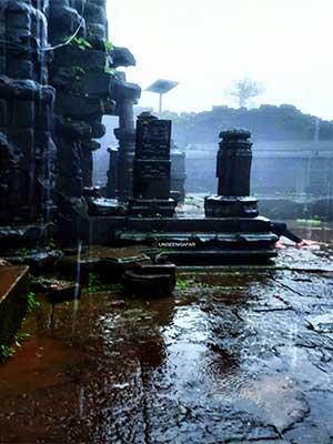 harishchandragad shiv structure