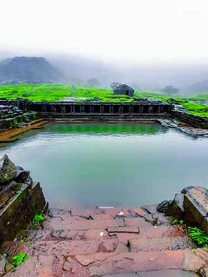harishchandragad water storage