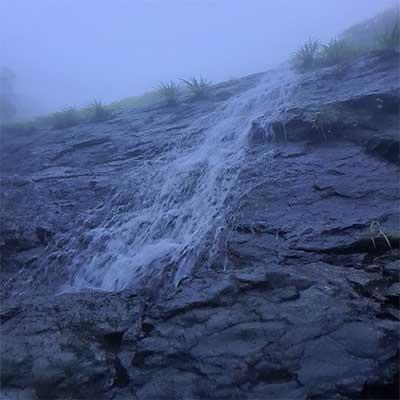 harishchandragad waterfall