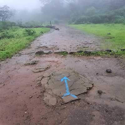 harishchandragad way route